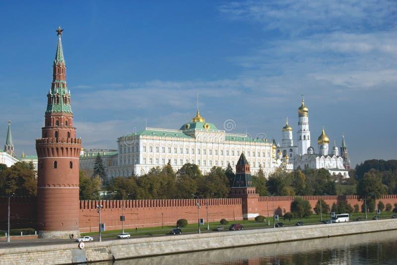 Moscovo, Kremlin imagens de stock royalty free