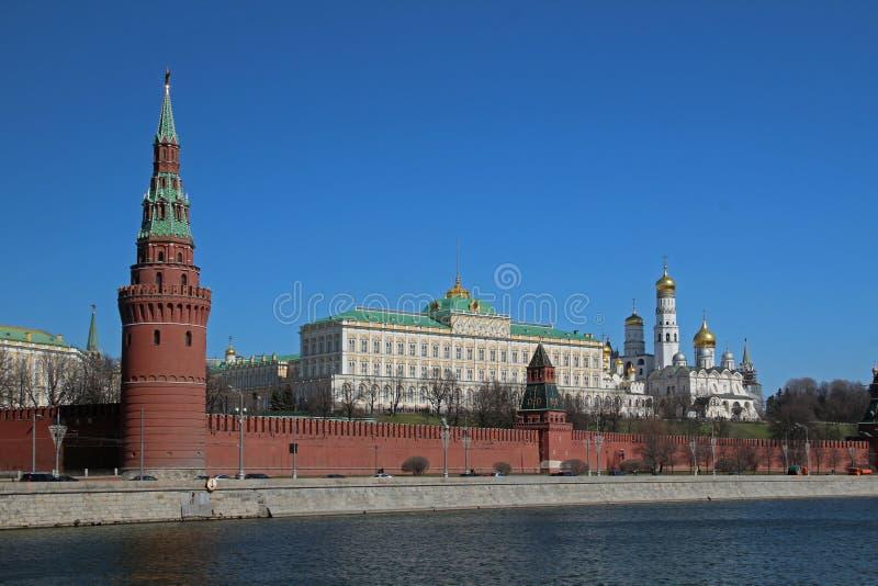 A Moscovo Kremlin fotos de stock