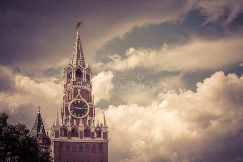 Moscovo Kremlin, Rússia foto de stock