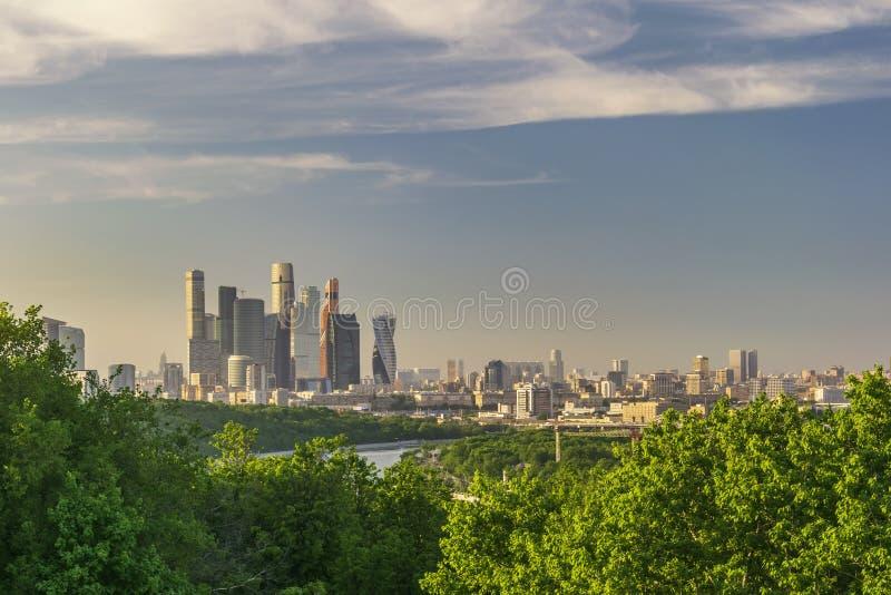 MOSCOVO RÚSSIA fotos de stock