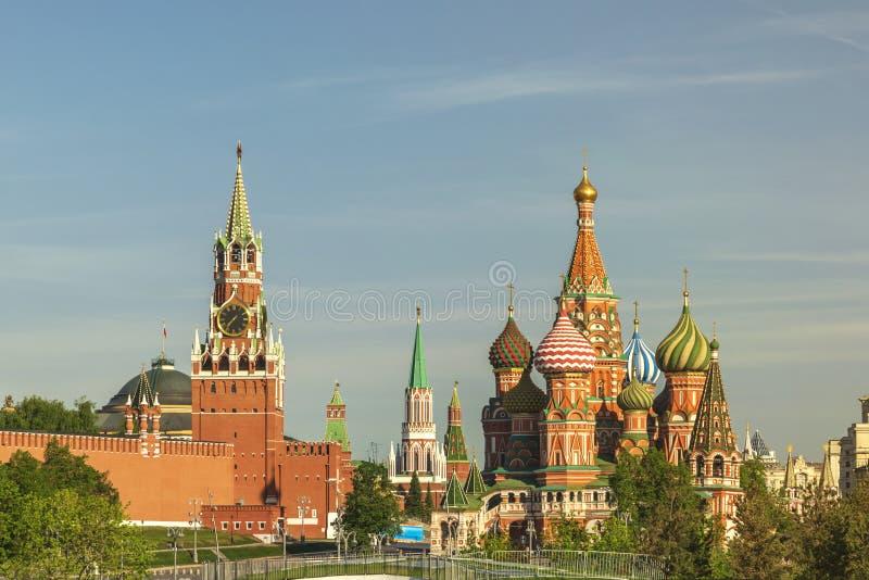 MOSCOVO RÚSSIA imagens de stock