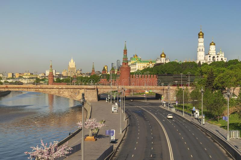 moscow Россия стоковая фотография