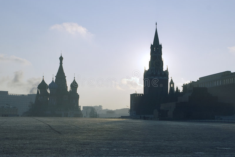 Moscow royalty free stock photos
