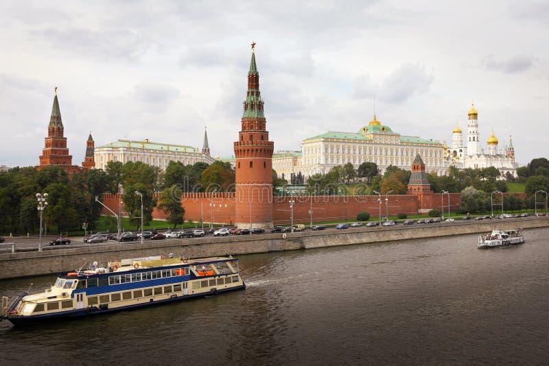 moscow royaltyfria bilder