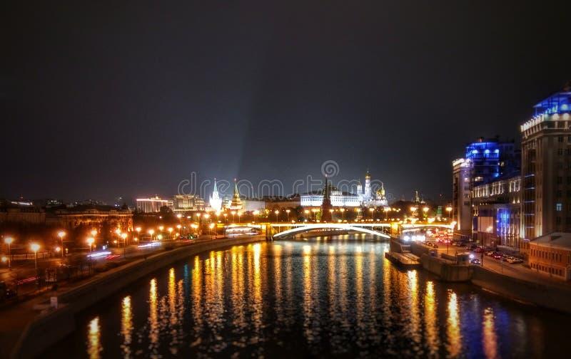 moscow royaltyfri foto