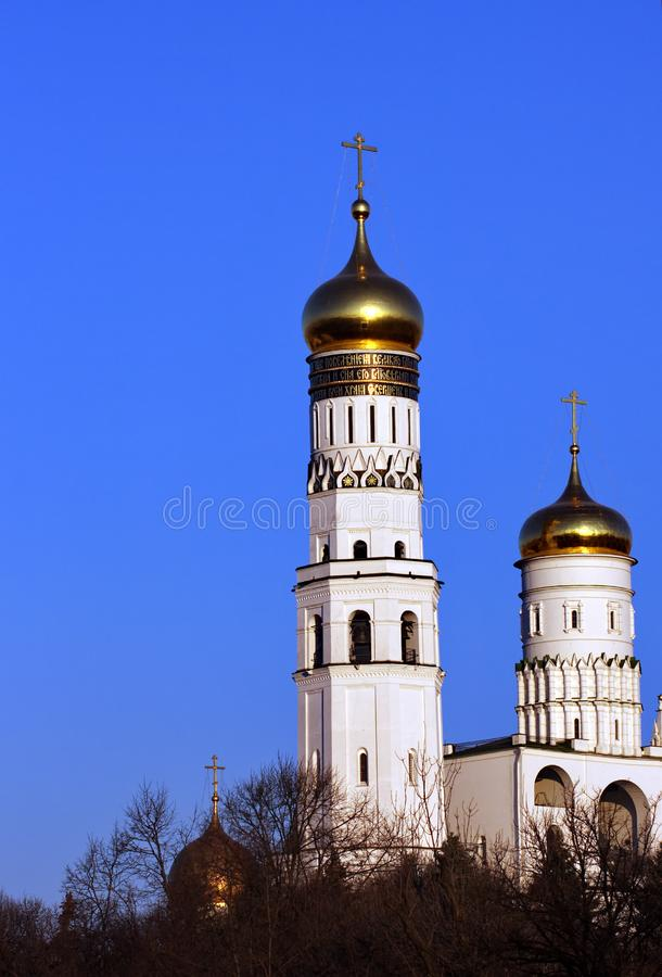 Download Moscow Church stock photo. Image of russia, kremlin, dome - 4900238