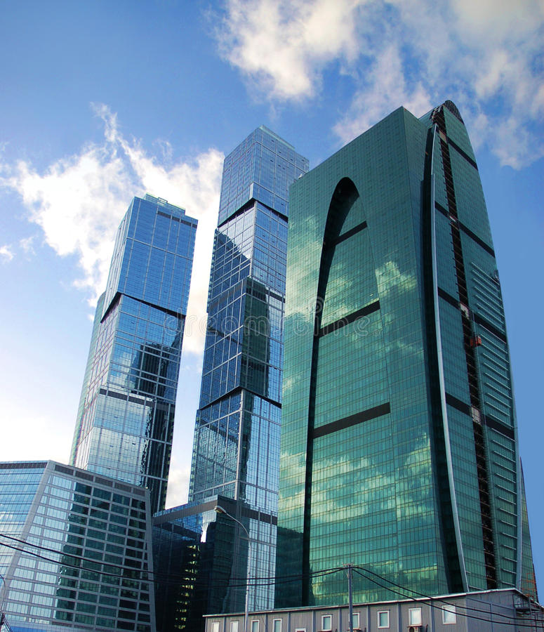 Download MOSCOW CITY Stock Images - Image: 17325274