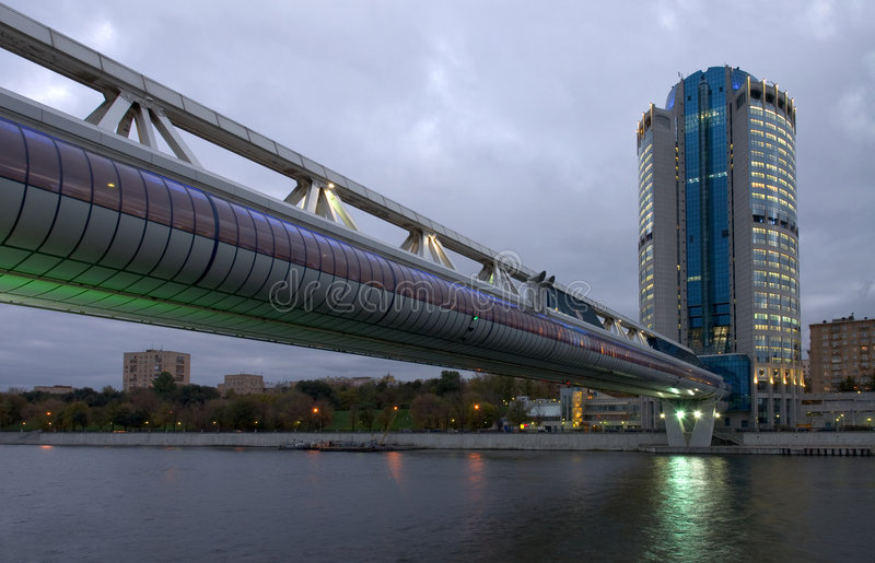 Download Moscow-city Business Center Royalty Free Stock Image - Image: 1417736