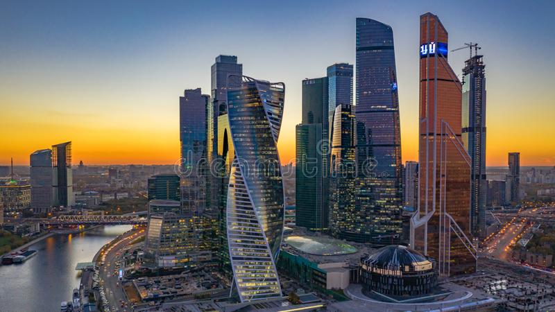 25 632 Moscow Skyline Photos Free Royalty Free Stock Photos From Dreamstime