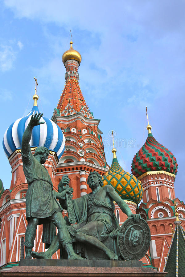 Free Moscow In Russia Royalty Free Stock Photos - 20398738