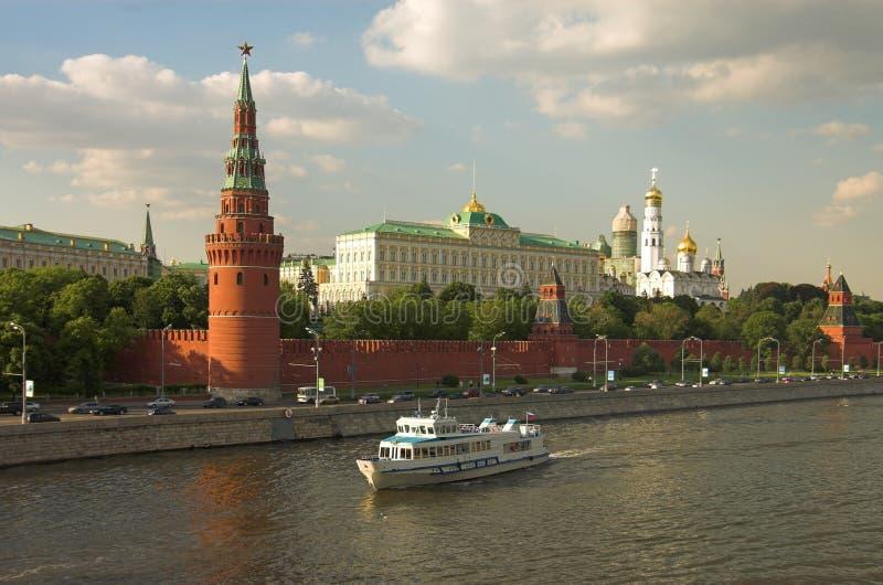 Moscow Kremlin royalty free stock photo