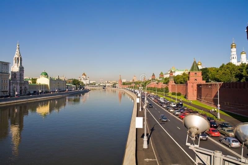 Moscow Kremlin stock photography