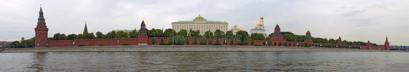 Moscow Kremlin. Russia royalty free stock image