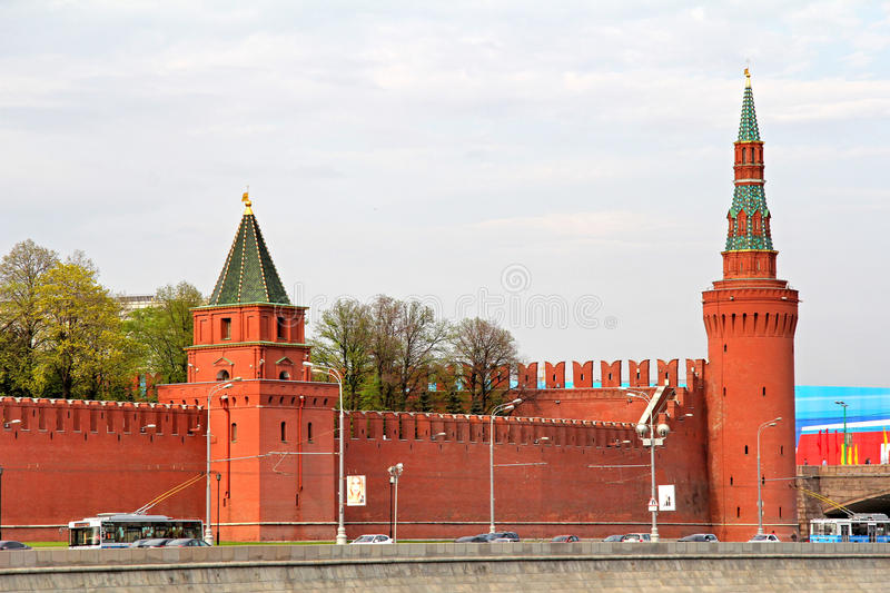 Download Moscow Kremlin, Russia stock image. Image of outdoors - 26574675