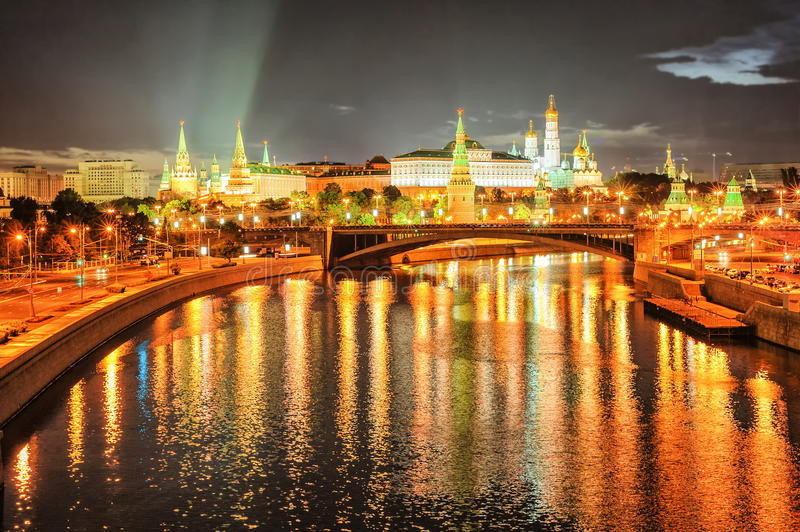 Moscow Kremlin, Russia royalty free stock image