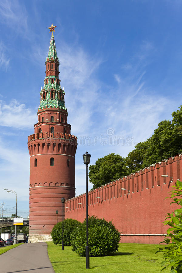 Free Moscow, Kremlin Wall Stock Photo - 12608400