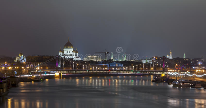 Moscow1 royalty free stock photo