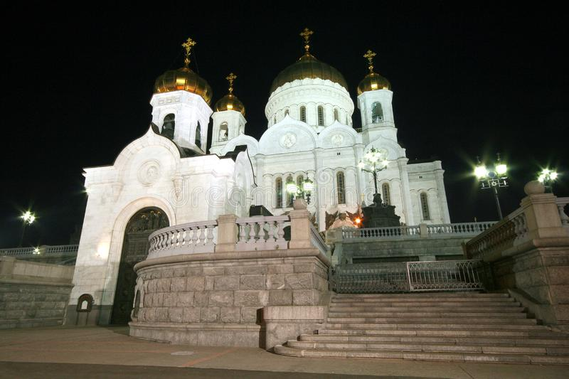 Download Moscow at Night 8 stock photo. Image of belief, architecture - 1391850
