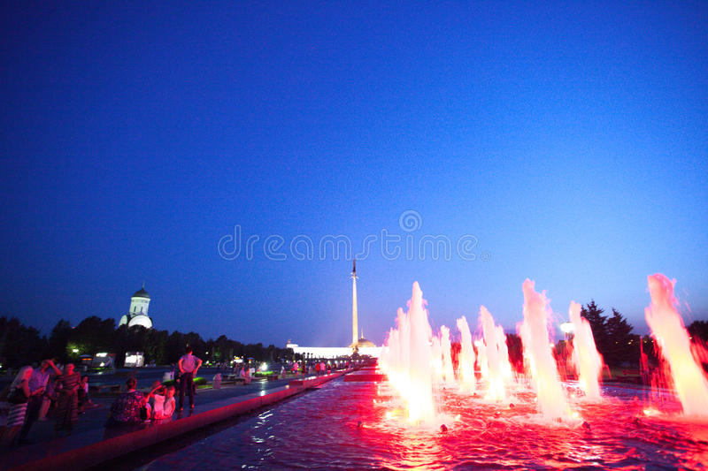 MOSCOW, RUSSIA, 11 AUGUST 2014, Central Museum of stock images