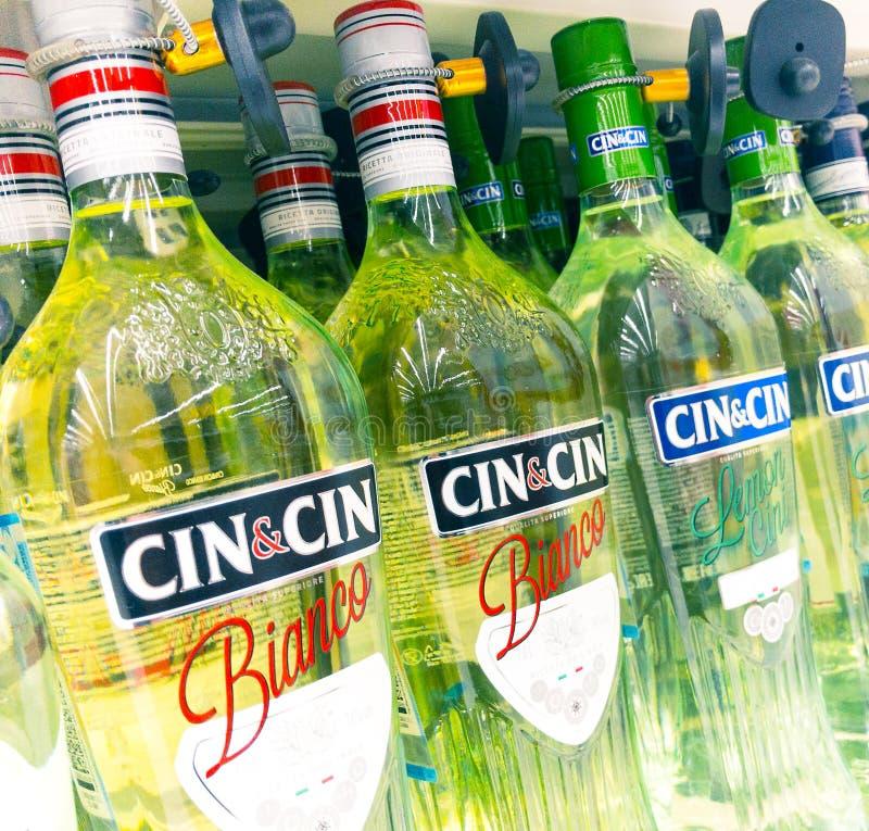 Liquors stock images