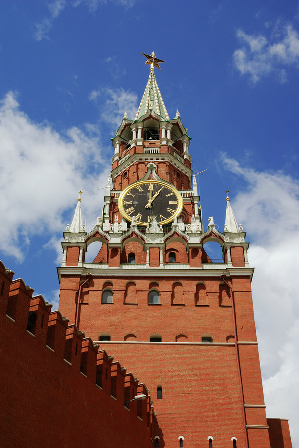 Download Moscow. Symbol of Russia stock photo. Image of brick, background - 5554678