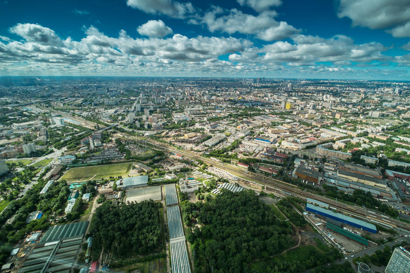 Moscow royalty free stock images