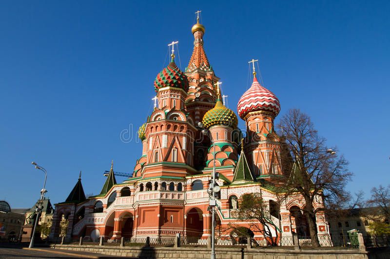 Download Moscow view stock photo. Image of christianity, landmark - 30995270