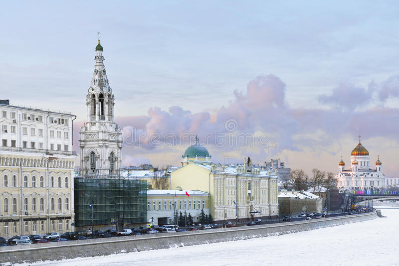 Moscow Winter, Russia Stock Photo - Image: 34767280