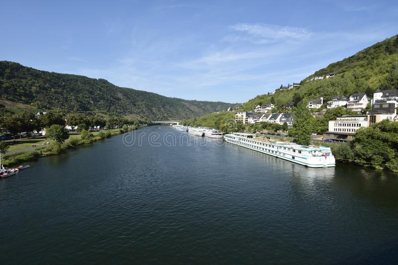 Mosel River stock images