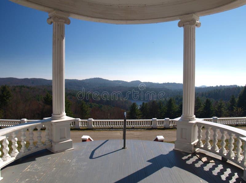 Moses Cone Memorial Park photographie stock