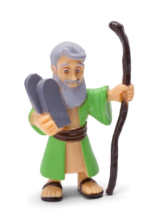 Moses royalty free stock image