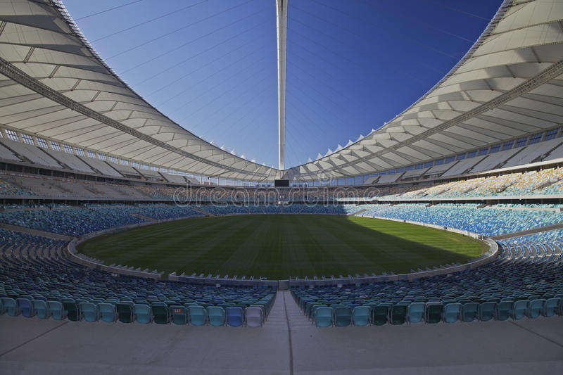 Download Moses Mabhida Soccer Studium In Durban Editorial Stock Photo - Image: 14732333