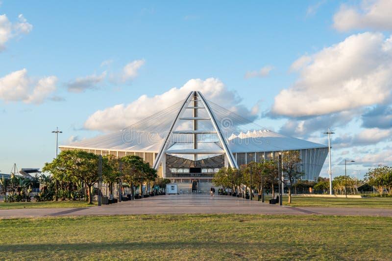 Moses Mabhida Stadium Durban imagen de archivo