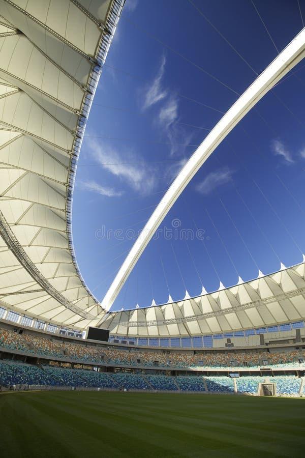 Free Moses Mabhida Stadium, Soccer World Cup 2010 Royalty Free Stock Photos - 14378638