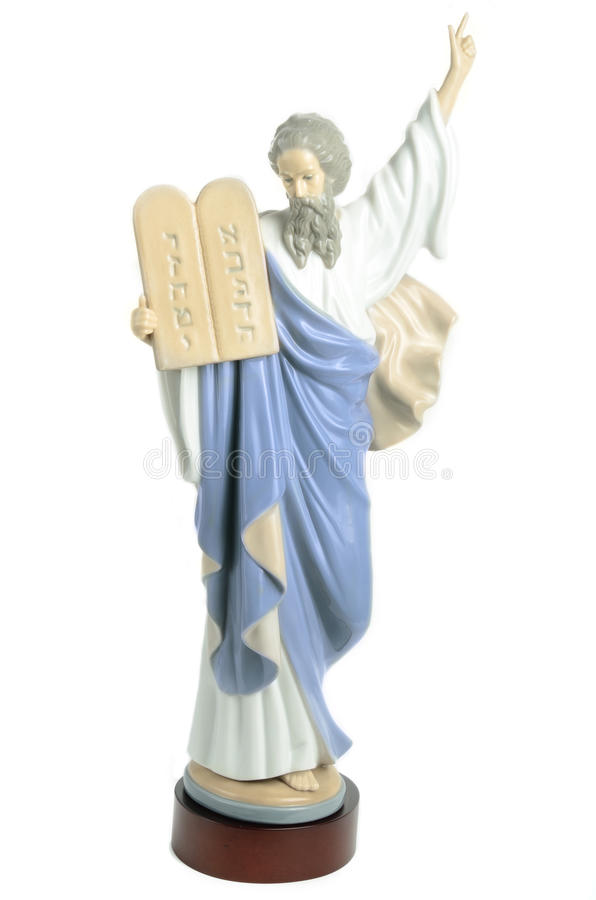 Download Moses Statue Stock Images - Image: 18383984