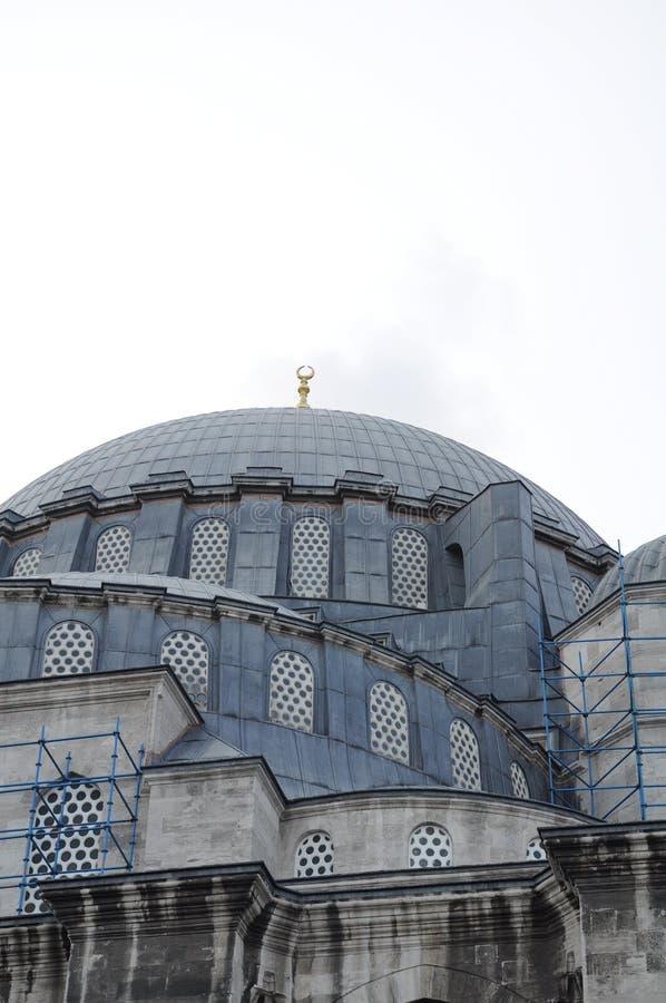 moskésuleymaniye royaltyfri foto