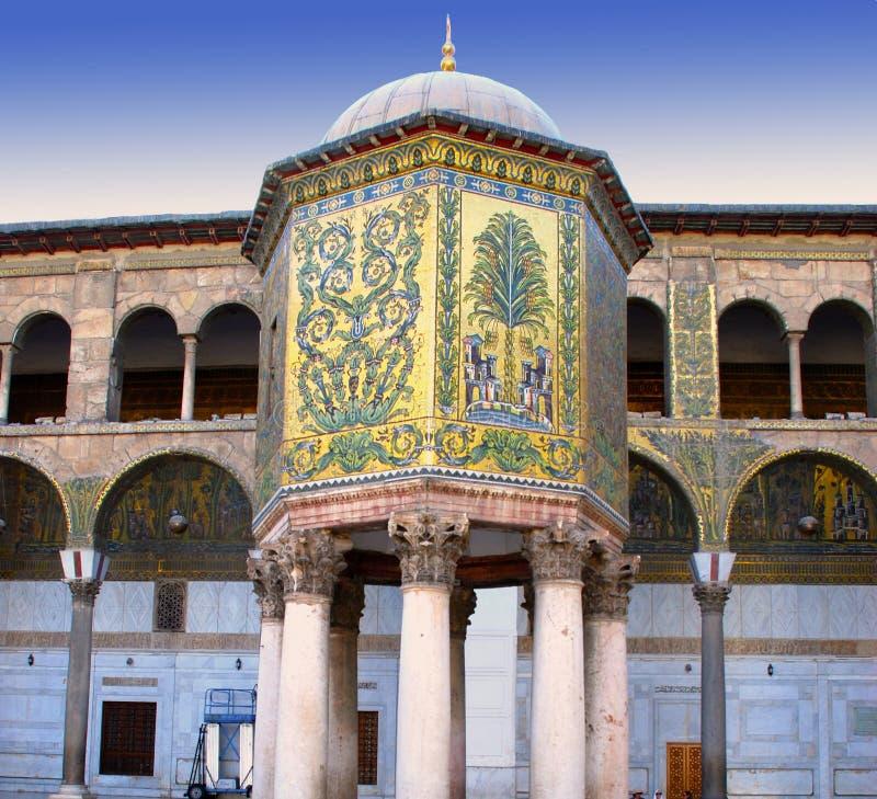 moskéumayyad arkivbild