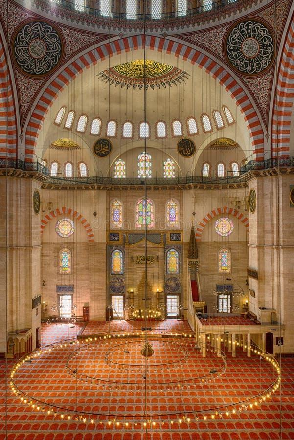 Mosk Suleyman στοκ εικόνες