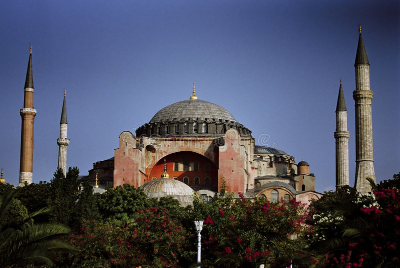 Mosk turco imagen de archivo libre de regalías