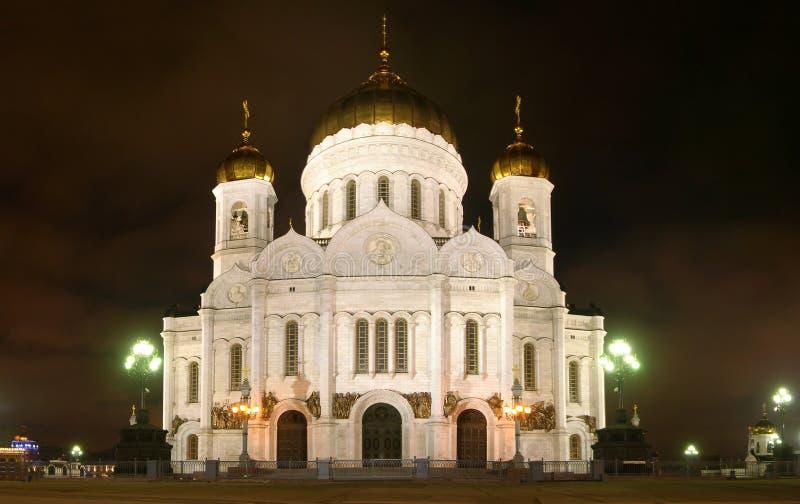 Moskau-Kirche   stockbild