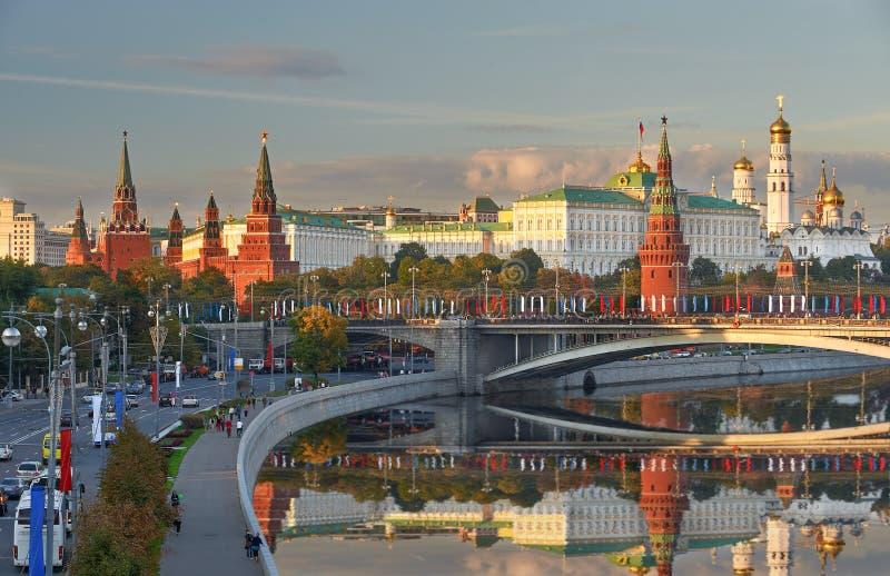 Moskau Kremlin, Russland stockfotografie