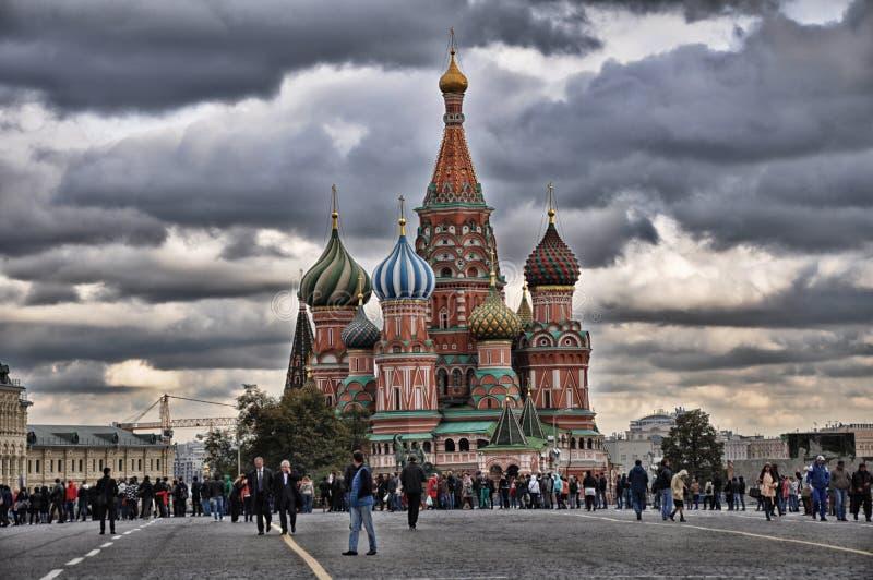 MOSKAU RUSSLAND lizenzfreies stockfoto