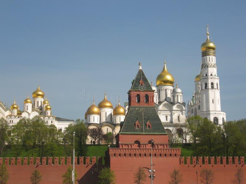 Moskau, Russland, Kremlin lizenzfreies stockbild