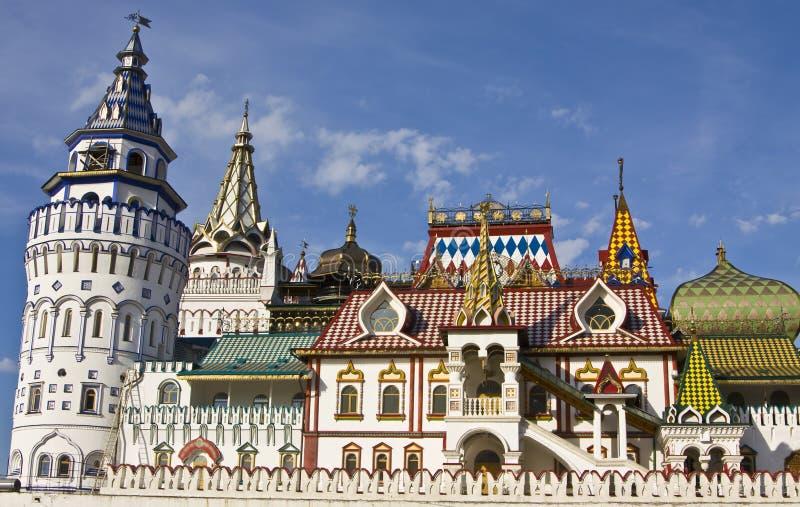 Moskau, vernisage Izmaylovo lizenzfreie stockbilder