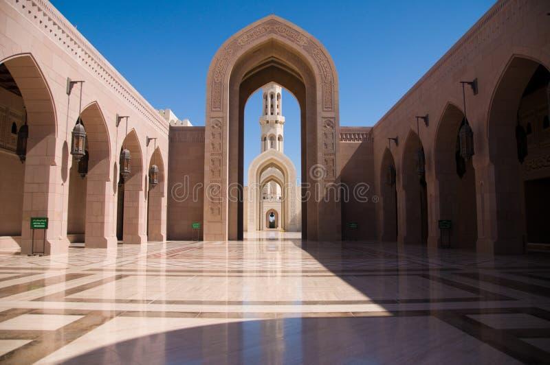 Moskee 2 royalty-vrije stock afbeelding