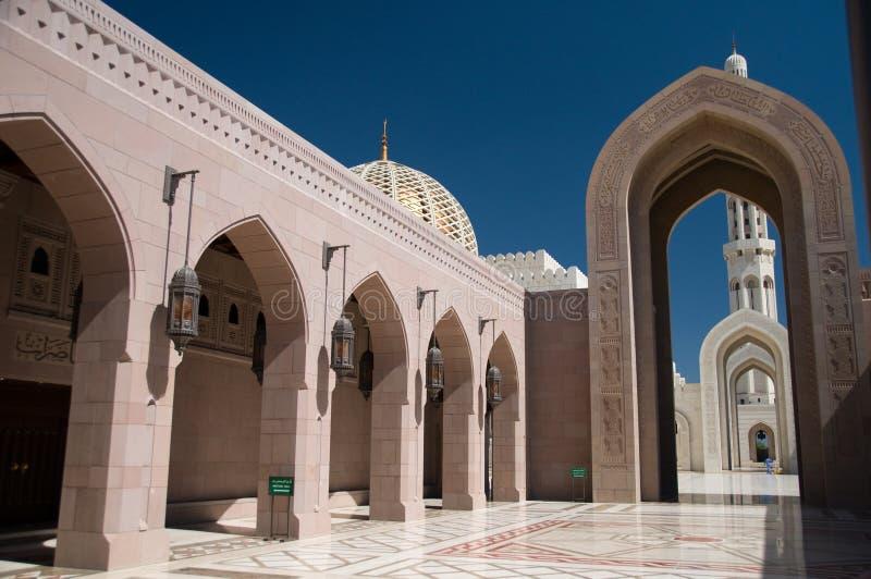 Moskee 3 royalty-vrije stock afbeeldingen