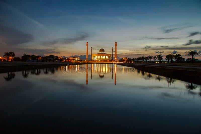 Moskee stock foto