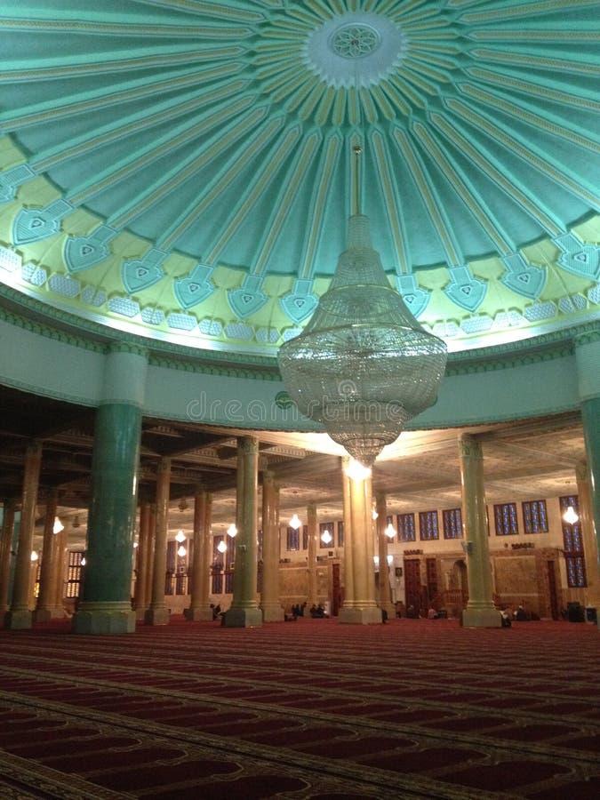 Moskee royalty-vrije stock afbeelding
