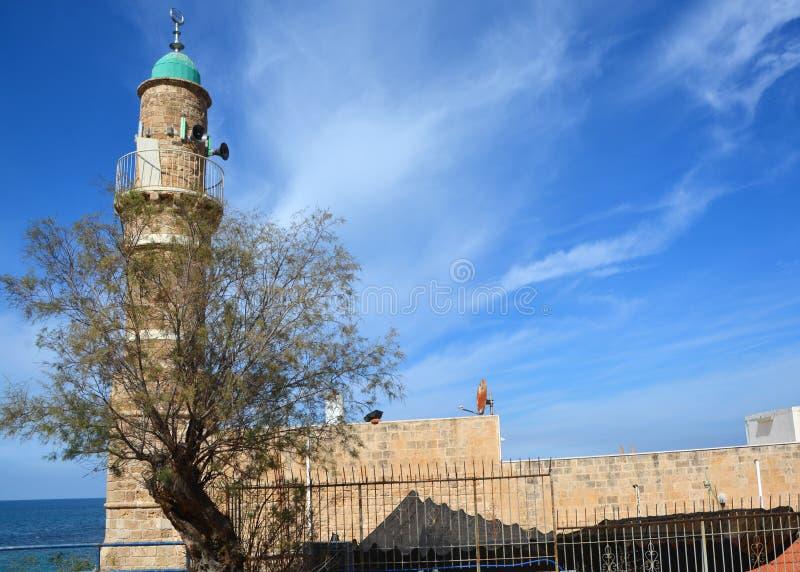 Moskee al-Bahr stock foto's