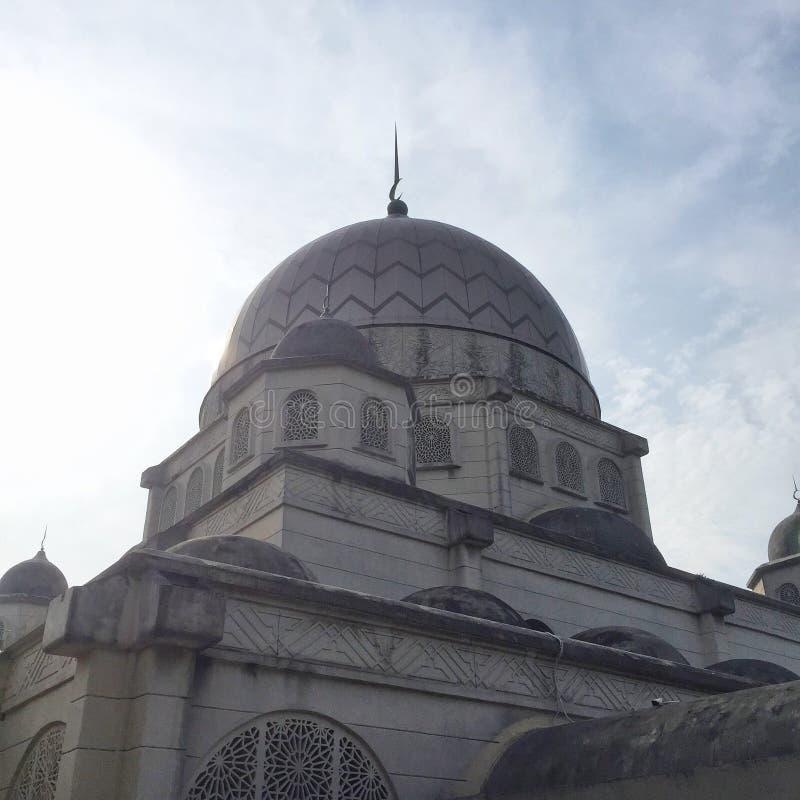 Moskee al -al-mukarramah royalty-vrije stock foto's